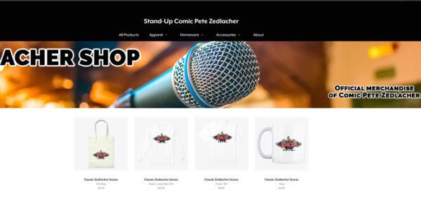 Zedlacher Shop